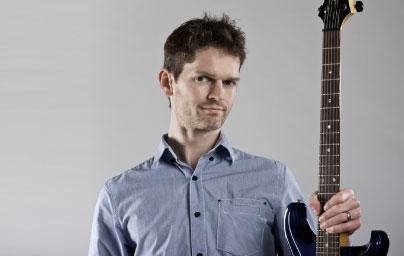Guitar lessons by Stuart Bahn