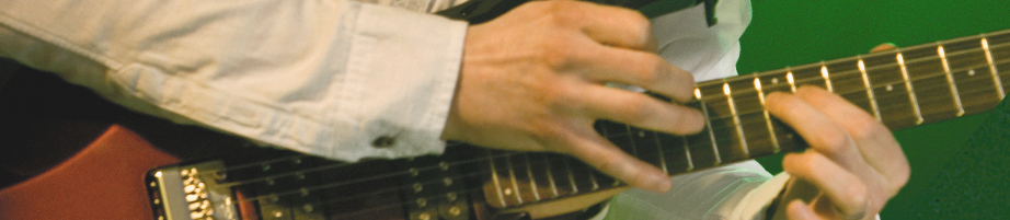 Guitar technique lessons